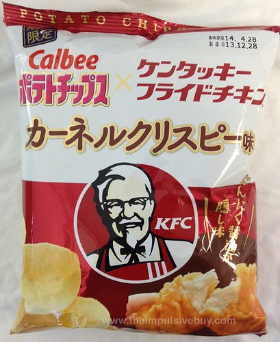 Calbee KFC Potato Chips