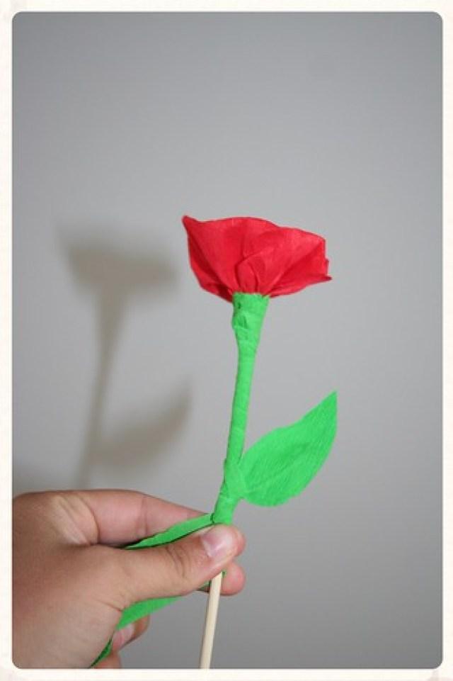 bloemen maken 8