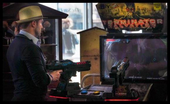 Terminator Salvation - San Francisco - 2014