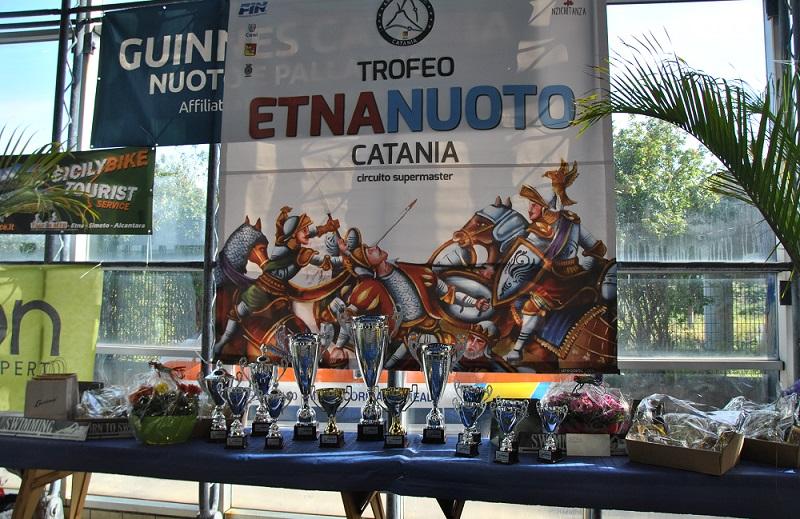 """Corsia Master, la nostra """"prima volta"""" in Sicilia al 4° Trofeo Etna Nuoto"""