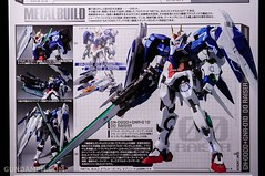 Metal Build 00 Gundam 7 Sword and MB 0 Raiser Review Unboxing (95)