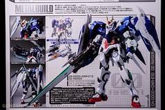 Metal Build 00 Gundam 7 Sword and MB 0 Raiser Review Unboxing (95)