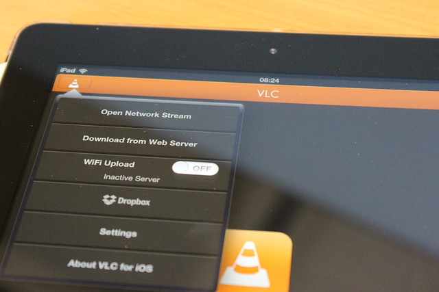 VLC on iOS