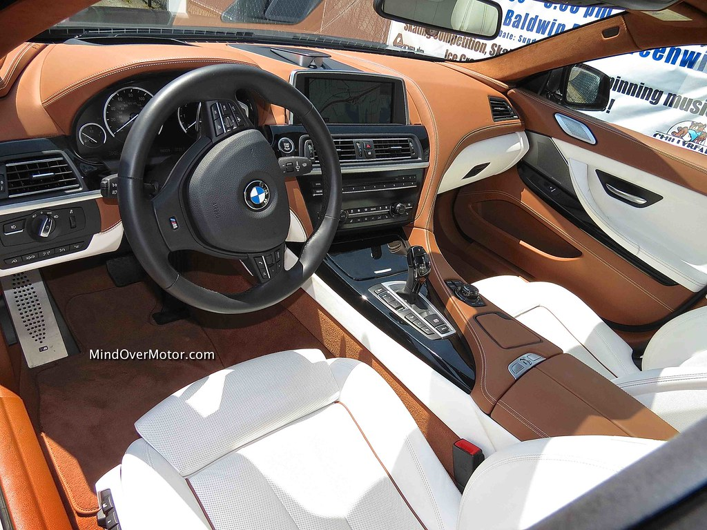 Test driven 2013 bmw 650i xdrive gran coupe 9 10 mind over motor - Bmw 650i gran coupe interior ...
