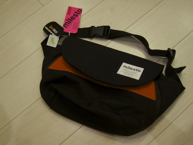 milesto FLOPPY tablet body bag