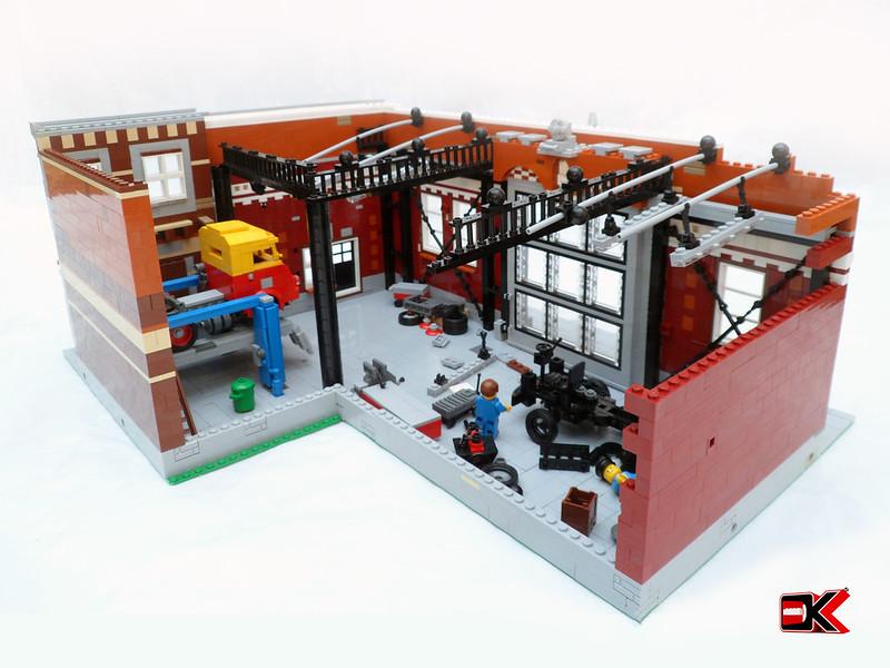 Konajra - GarageInterior