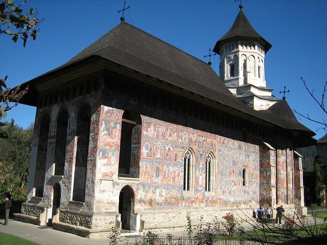 Monasterios de Moldovita
