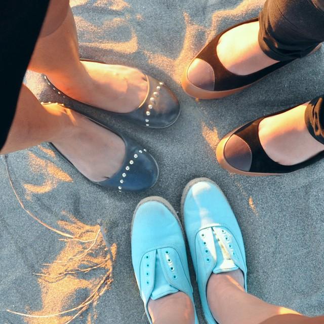 On Sand