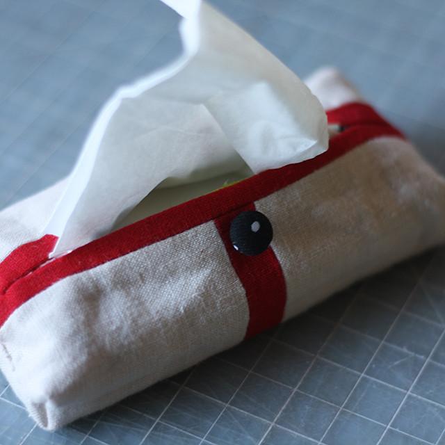 fancy tissue holder