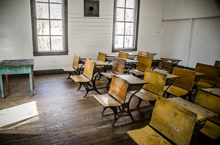 Beech Grove School Interior