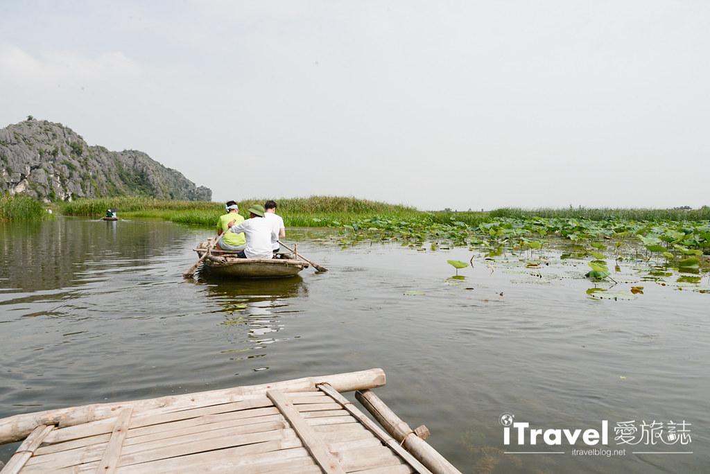 越南宁平游船 Van Long Nature Reserve (14)