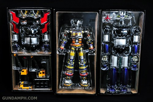 DX SOC Mazinger Z and Jet Scrander Review Unboxing (32)