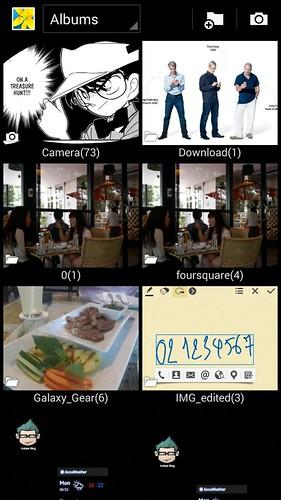 Gallery ของ Samsung Galaxy Note 3 เร็วขึ้นกว่าเดิม แม้จะยังออกอาการหน่วงๆ อยู่บ้าง