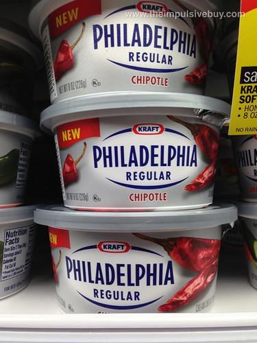 Kraft Chipotle Philadelphia Cream Cheese