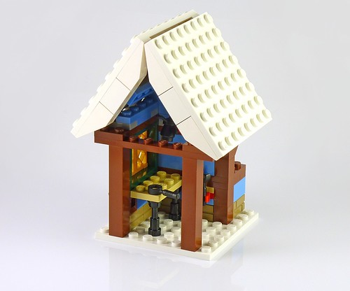 LEGO 10229 Winter Village Cottage a10