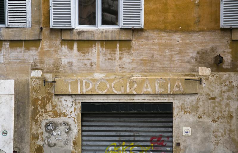 Tipografia Rome