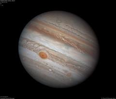 Jupiter on 25 February 2017