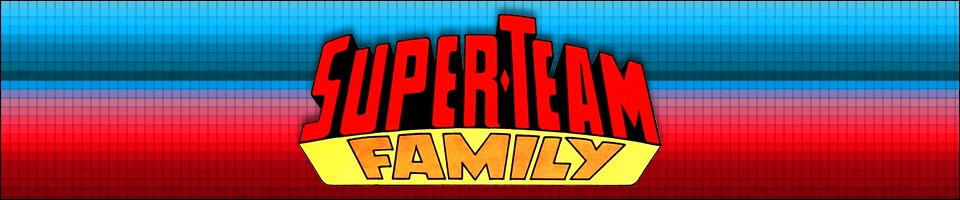 Super-Team Family: The Five Earths Project