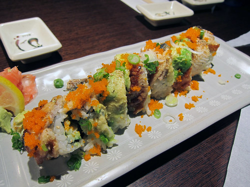 Double Dragon Roll