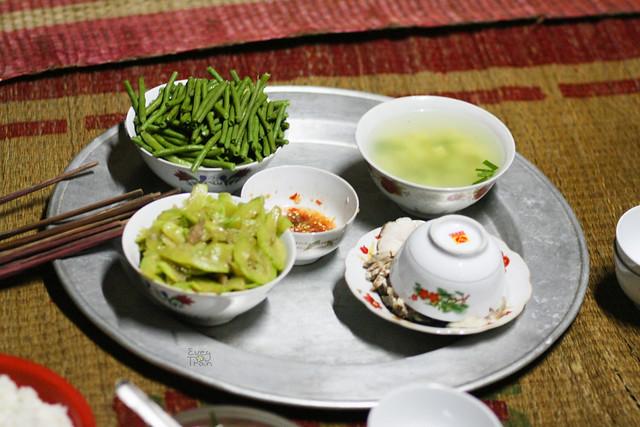 Cơm nhà bạn (Nàng Thu - Cam Đường, Lào Cai)