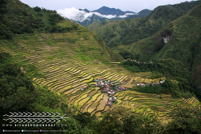 Batad Rice Terraces Ifugao