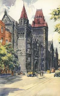 Manchester University 1937