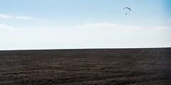 Gliding over #Dorset fields