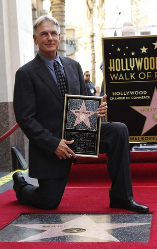 Mark Harmon, Walk of Fame