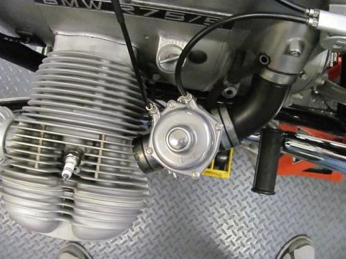 Carburetor Vertical Alignment