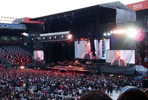 Bruce Springsteen en Gijón 2013
