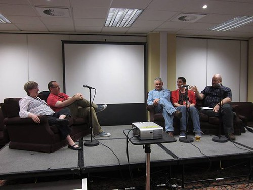 Big Finish Panel