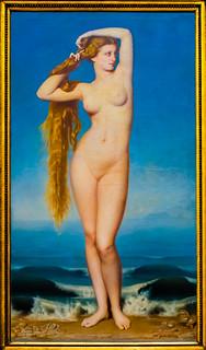 La Naissance de Venus, Amaury Duval, Lille, France, Le Palais Des Beaux Arts