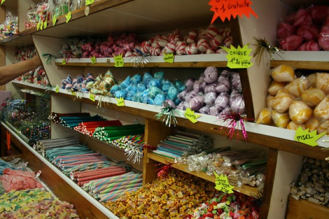 Sweet shop 5