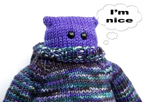 Nerwin - he's nice