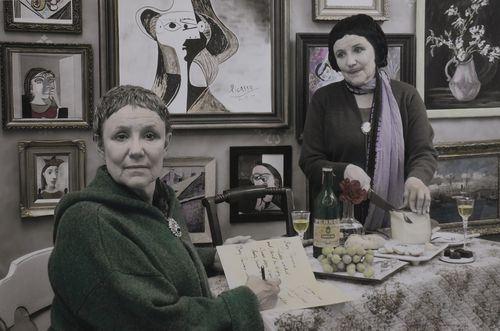 Alice Toklas_Gertrude Stein