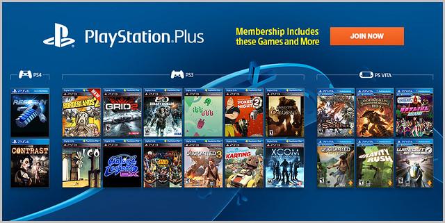 PlayStation Plus Update 12-10-2013