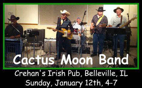 Cactus Moon Band 1-12-14