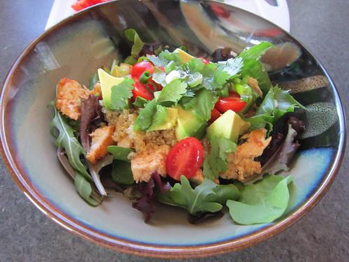 Honey Chipotle Chicken Bowls (3)