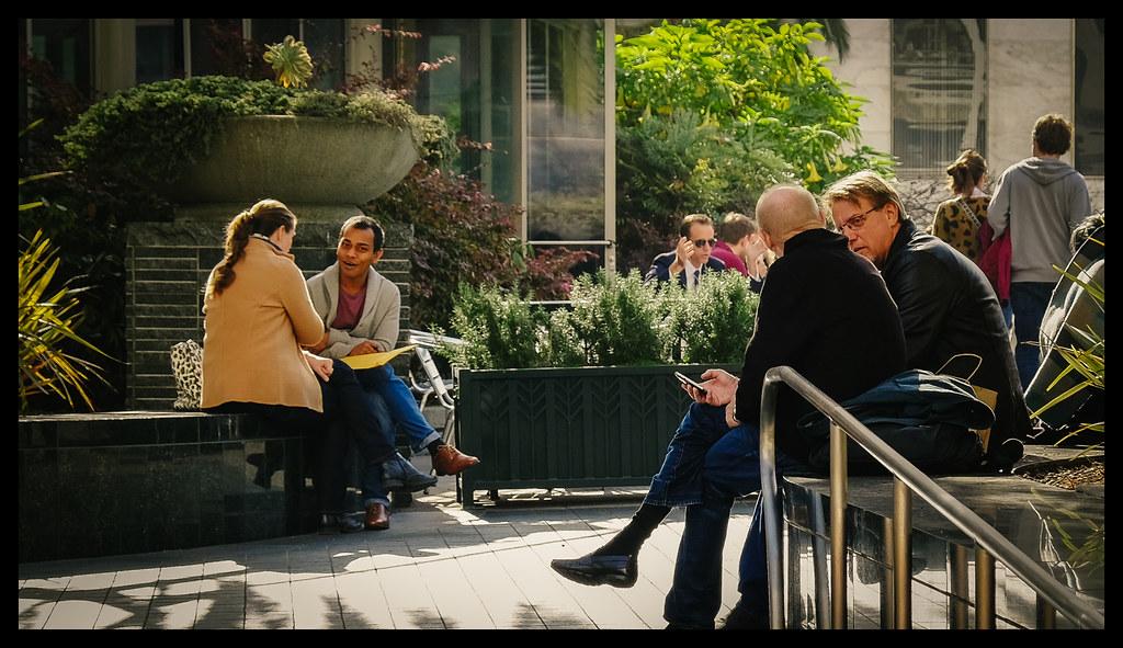 Checking In - Union Square - 2014