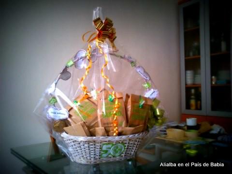 Cesta regalos by alialba
