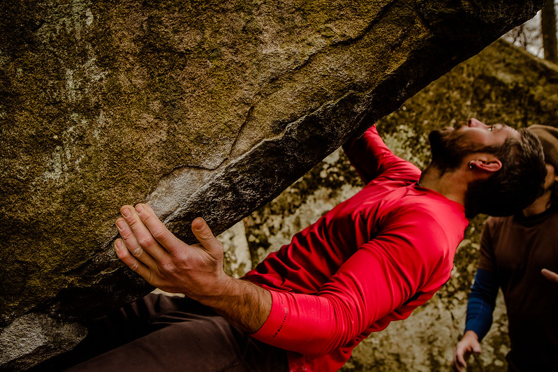 Max W working The Dojo (V8)