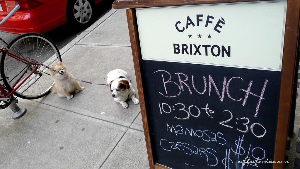 cafe brixton