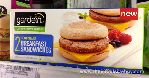 Gardein Good Start Breakfast Sandwiches