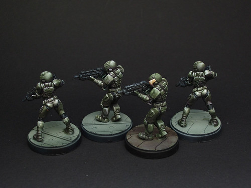 Sedition Wars Vanguard