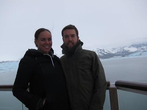 At Hubbard Glacier