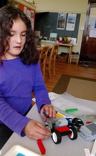 Lego Robotics - Day 1