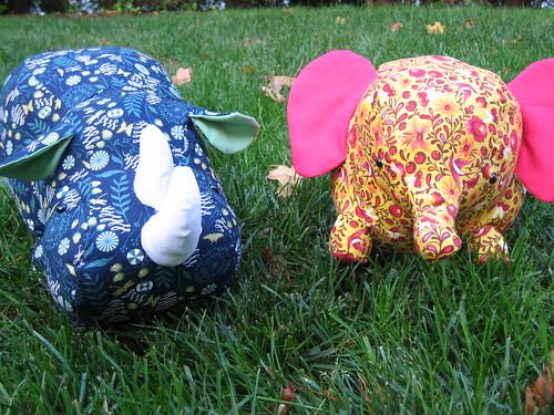 Pachyderm friends