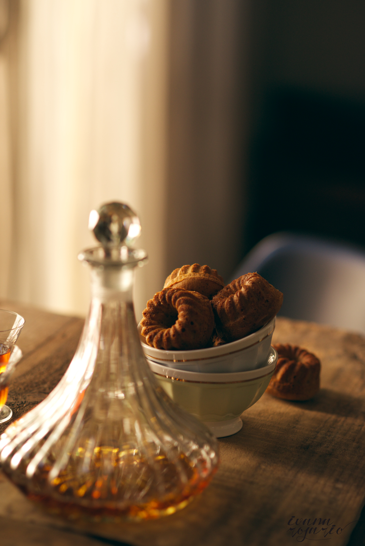 gingerbread mini bundt