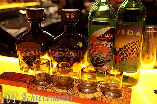 Tequila Tour - Mezcal & Infusions