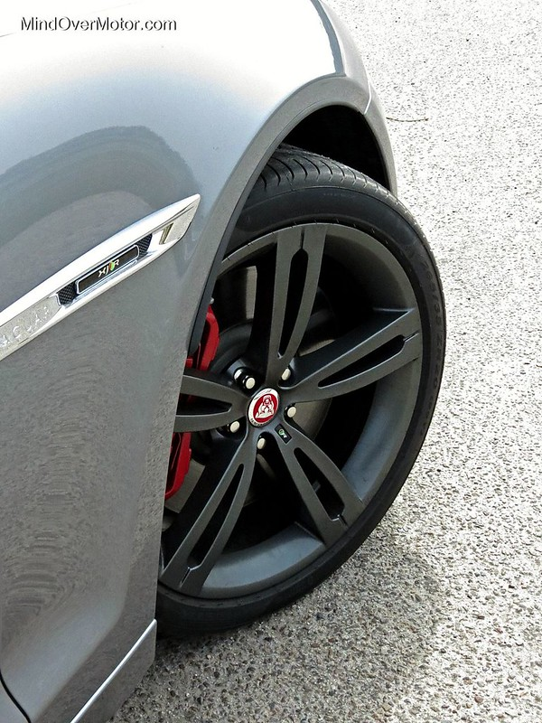 Jaguar XJR Wheels